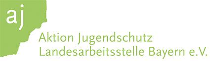 Fortbildungen der Aktion Jugendschutz Bayern-Logo